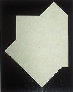 Juhana Blomstedt: Duku, 1987,  Maalaus, akryyli kankaalle, 146,2 x 114cm