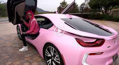 How would you feel driving this interesting Bmw I8 bright pink? Some people really love this bright pink intense color, some are actually crazy about the color of this Bmw. It expresses extravagance and you must have guts to drive it, cause people will stare. It s impossible not to look at it, it`s so [�]
