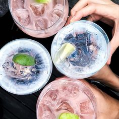 Ready for the long week-end? Because we sure are! #gintonic #apero #alcohol #tgif #friyay #friends