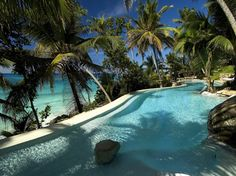 A Luxury Private Island In The Seychelles
