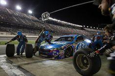 NASCAR Race Mom: Darrell Wallace Jr - Coke Zero 400 Race Report