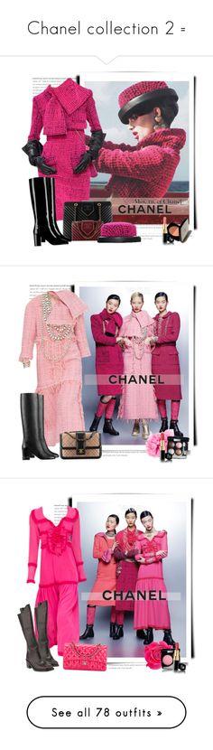"""""""Chanel collection 2 ="""" by sella103 ❤ liked on Polyvore featuring Chanel, VILA, Carolee, hautecouture, Benedetta Bruzziches, Accessorize, fantastic, DressCamp, men's fashion and menswear"""