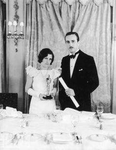Lillian and Walt Disney, 1935
