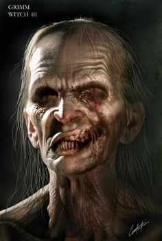 The NBC show Grimm contains many different types of Wesen with amazing powers. These are animal-like creatures on which fairytales and legends are based. Grimm Tv Series, Grimm Tv Show, Grimm Hexenbiest, Grimm Season 1, Horror Artwork, Landscape Tattoo, Alien Creatures, Humanoid Creatures, Macabre