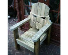 Storm Troopers Gotta Relax too - 12 Awesome Star Wars Decor