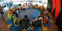Encontro do Circo Social traz artista do Cirque du Soleil a Campinas | Agência Social de Notícias