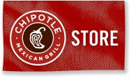 Welcome to the Chipotle store