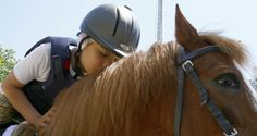 Equine therapeutic program brings patients together with horses in Istanbul