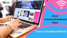 If you are in Mohali Area & looking to buy an internet broadband connection then don't think before choosing to Connect Broadband Mohali. How To Become, How To Get, How To Plan, Connect Broadband, Connection, Internet