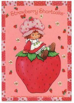 Frutillitas (tenía las cartas perfumadas.UNA DROGA!)