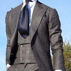 Chaque Three Piece Suit