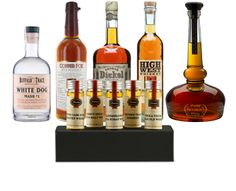 A new way to discover premium spirits. For a fraction of the bottle price.