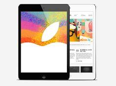 Black & White iPad Mini Mockups | Best PSD Freebies