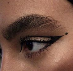 I love this tribal cat eye