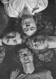 Greatest Rock Bands, Best Rock, Great Bands, Cool Bands, Pink Floyd, El Rock And Roll, Robert Plant Led Zeppelin, John Paul Jones, John Bonham