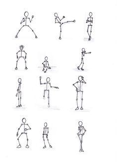 bewegungsstudien - Google-Suche