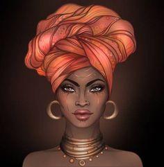 Diamond Painting Woman Art Full Square/Round Drill Mosaic Diamond Embroidery Cross Stitch Kits Home Living Room Wall Decor Painting - Black women Black Love Art, Black Girl Art, Art Girl, Black Art Painting, Black Artwork, African American Art, African Women, Afrique Art, African Art Paintings