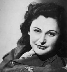 15 badass women of World War II, Nancy Wake, Allied spy helped POWs and others wanted by the Nazis to escape.