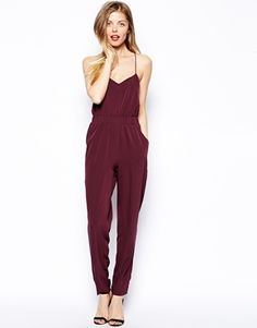 Enlarge ASOS Jumpsuit With Cami Straps