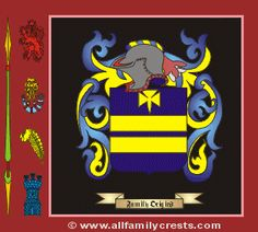 Holt Coat of Arms, Family Crest - Click here to view