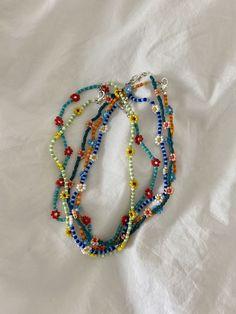 Cute Jewelry, Diy Jewelry, Jewelery, Jewelry Accessories, Handmade Jewelry, Jewelry Making, Handmade Necklaces, Jewelry Necklaces, Bead Jewellery