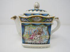 Sadler William Shakespeare Teapot A Midsummer Nights Dream China Teapot, Vintage Nursery, Midsummer Nights Dream, William Shakespeare, Months In A Year, Vintage China, Uk Shop, Tea Pots, Tea Kettles