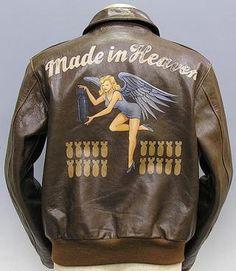 A2 #flightjacket#bomberjacket#bombardierjacket