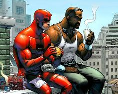 Netflix's Luke Cage Gets Release Date - http://wp.me/p67gP6-5NV