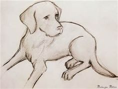 cute lab and yorkie drawings - Bing images