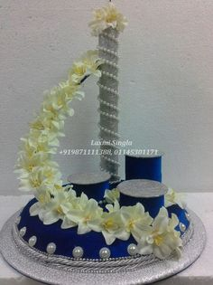 Engagement Mehndi Designs, Bridal Mehndi Designs, Wedding Ring Designs, White Wedding Decorations, Engagement Decorations, Indian Wedding Gifts, Chocolate Flowers Bouquet, Ring Holder Wedding, Marriage Decoration