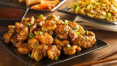 Easy Orange Chicken Recipe: No need to go out to enjoy this popular take out dinner recipe. You can make this recipe for Easy Orange Chicken at home! It pairs perfectly with a side of fried rice. Popular Chinese Dishes, Chinese Food, Chinese Recipes, Asian Recipes, Easy Orange Chicken, Weight Watchers Chicken, General Tso, Cookbook Recipes, Keto Recipes