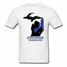 The Murder Mitten T-Shirt   Spreadshirt   LOLz