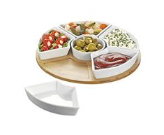 Sada na predjedlo, 7 ks Susan Tea Station, Lidl, Serving Bowls, Dairy, Cheese, Breakfast, Tableware, Kitchen, Food