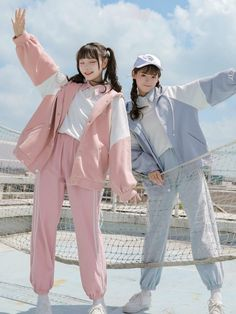 Friend Outfits, Couple Outfits, Girl Outfits, Fashion Outfits, Princess Outfits, Korean Girl Fashion, Japanese Fashion, Kawaii Fashion, Cute Fashion