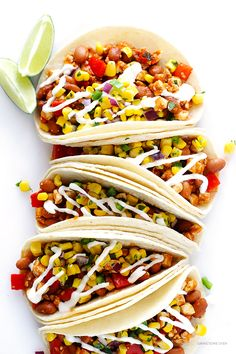 These Chipotle Sofritas (Tofu) Tacos are quick and easy to prepare ...