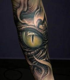 tattoo biomechanik ideen