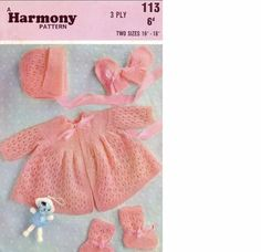 799df141badd 77 Best Knitting Patterns for baby images