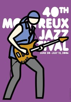 50 Years of Montreux Jazz Festival Through its Posters Festival Jazz, Montreux Jazz Festival, Festival Posters, Jazz Poster, Blue Poster, Gig Poster, Jazz Artists, Jazz Musicians, Festivals Around The World
