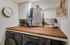 Laundry Room Revamp