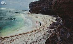Mê mệt bộ ảnh cưới của cặp đôi song Anh trên đảo Lý Sơn