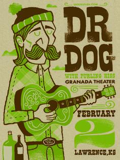 Dr. Dog - Tad Carpenter