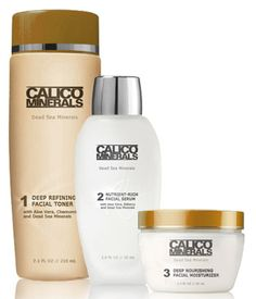 Free Sample of Calico Minerals Cosmetics