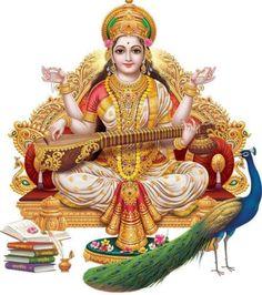 Saraswati Painting, Durga Maa Paintings, Tanjore Painting, Art Paintings, Watercolor Paintings, Painting Art, Shiva Hindu, Shiva Art, Hindu Deities