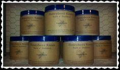Honeybees Knees 'Vanilla Breeze' Bath Salts (16 oz). $12.50, via Etsy.
