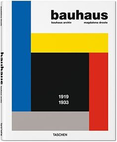 Bauhaus by Droste, Magdalena (June 1, 2006) Hardcover 25 Anv by Magdalena Droste, Quilt Inspiration