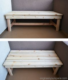 Simple DIY Outdoor Lounging Bench simple diy outdoor lounging bench Related posts: Easy DIY Outdoor Bench 45 Best DIY Outdoor Bench Ideas for Seating in The Garden How To Make a Simple Outdoor Bench 45 Unique Diy Outdoor Bench Ideas For Your Backyard Balcony Bench, Balcony Furniture, Patio Bench, Diy Furniture, Narrow Balcony, Antique Furniture, Diy Sofa, Diy Chair, Outdoor Seat Cushions