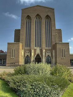 Guildford Cathedral, via Flickr.