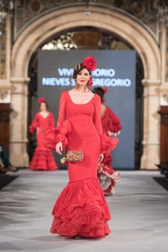 Viviana Iorio - We Love Flamenco 2018 - Sevilla Our Love, Dresses With Sleeves, Crochet, Long Sleeve, Anna, Fashion, Victorian Dresses, Long Sleeve Dresses, Sewing Patterns