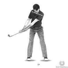Here's a great golf drill if you're struggling to get the feeling of a one piece takeaway in your golf swing. Golf Exercises, Golf Tips For Beginners, Golf Lessons, Golfers, Drills, Game, Fitness, Sports, Hands