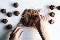 Cacao Wonder Balls     Gather & Feast